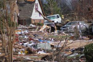 Tornado Damage in Putnam County 3-3-20 by David-65