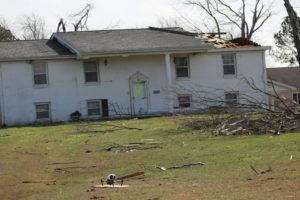 Tornado Damage in Putnam County 3-3-20 by David-69