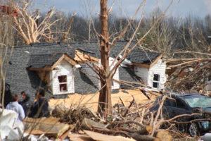 Tornado Damage in Putnam County 3-3-20 by David-70