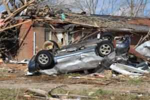 Tornado Damage in Putnam County 3-3-20 by David-73