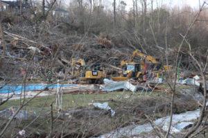 Tornado Damage in Putnam County 3-3-20 by David-80