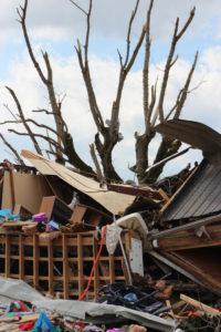 Tornado Damage in Putnam County 3-3-20 by David-81
