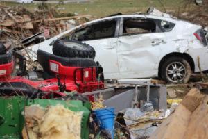 Tornado Damage in Putnam County 3-3-20 by David-86