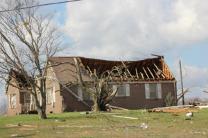 Tornado Damage in Putnam County 3-3-20 by David-89