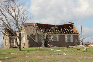 Tornado Damage in Putnam County 3-3-20 by David-91