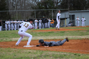 UHS Takes Down SMHS 6 - 5 Baseball 3-13-20 by David-26