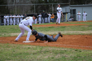 UHS Takes Down SMHS 6 - 5 Baseball 3-13-20 by David-27