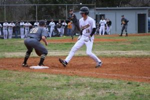 UHS Takes Down SMHS 6 - 5 Baseball 3-13-20 by David-3