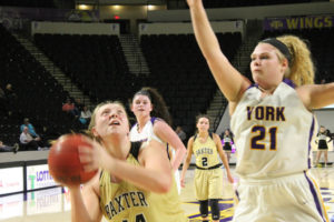 UHS vs York Region 4AA girls 3-2-20 by Hope-52