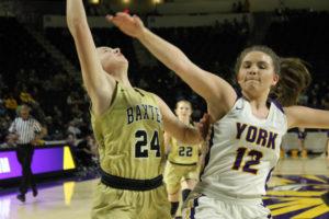 UHS vs York Region 4AA girls 3-2-20 by Hope-99