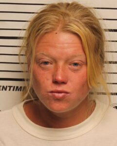 SIDWELL, KAYLA DAWN - DOMESTIC ASSAULT; GS VOP; VIO ORDER OF PROTECTION:RESTRAINT