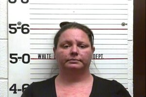 Cara Usrey - Serving Sentence on Previous Charge