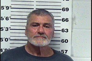 Jerry Kemp - Possession of Meth, Tampering with of Fabricating Evidence, Dricing on Suspended License