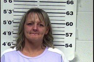 Karry Johnson - Vandalism, Aggravated Assault