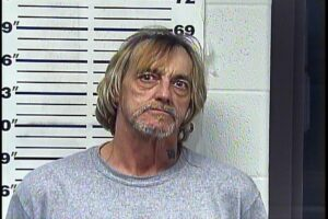 Mickey Harp - Felony Possession of Drug paraphernalia, Public Intoxication, Possession of Methamphetamine