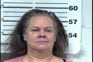 Patricia Lackey - Resisting Arrrest, Aggravated Assault
