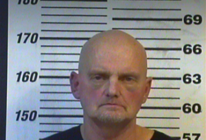 Russell Terry - Meth - Resisting Arrest - Possession - Violation of Parole