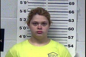 Shana Newberry - Violation Of Sex Offender Registry
