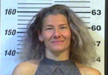 Amanda Jenkins - Disorderly Conduct, Driving on Revoked:Suspended License