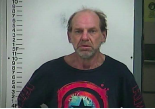 Jonathan Pegram - Public Intoxication, Vandalism, Meth Free Tennessee Drug Act