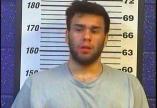 Zachary Rives - Criminal Trespass