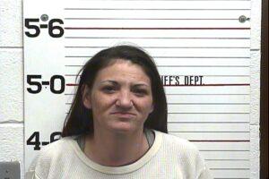Jennifer Whitesell - Violation of Probation