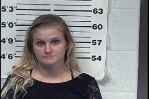 Megan Larabee - Violation of Probation