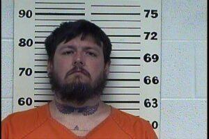 James Tipton - Domestic Assault