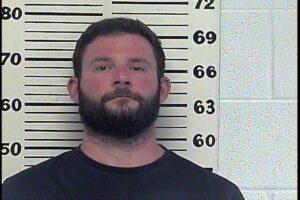 Zachary Evans - Domestic Assault