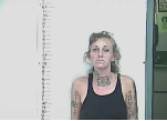 Andrea Cartwright – Revoked Drivers License – Failure to Appear – Meth Free Tennessee Drug Act – Public Intoxication – Resisting Arrest – Driving on Suspended License