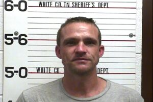 Christopher Roberson - Serving Sentence on Previous Charge