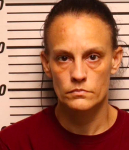 Melanie Anderson - Violation of Probation